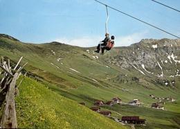 MALBUN Sesselbahn Sareisergrat *Beim Kreuz* - Liechtenstein