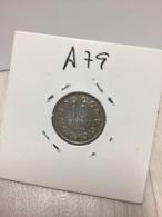 Roumanie Romana 10 Bani 1954 KM# 84.2 RARE - Roemenië