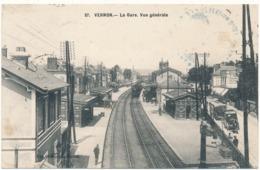 VERNON - La Gare - Vernon