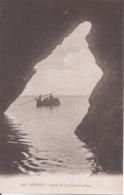 Morgat - Entrée De La Grotte Du Foyer - Morgat