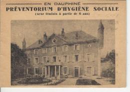 Preventorium D'hygiene Social à Cessieu En Dauphiné - France