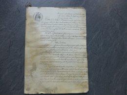 85 Puy-de-Serres Bois-Mignon 1868 Accident (explosif) Construction Chemin De Fer, Morvan Quiennec Guigamp Ref873 ; PAP09 - Historische Documenten