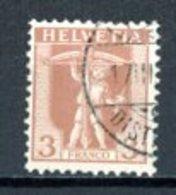Helvetia   Y&T    114    Obl   ---      TB - Usati