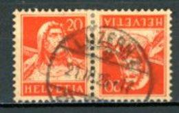 Helvetia   Y&T    202a    Obl   ---     TTB - Switzerland