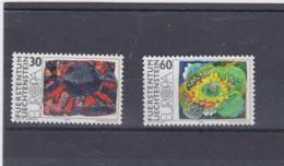 Liechtenstein 1975 Europa CEPT - 2 Stamps MNH/** (H59) - Europa-CEPT