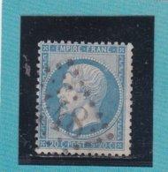 N° 29 B  GC X448   - REF ACDIV - 1862 Napoleon III
