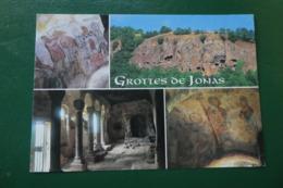 K ) GROTTES DE JONAS - Frankreich