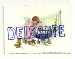 Mignonnette Double. Michel Tromme  Deschampheleire . Liège 1955. Bébé, Petit Ange, Nounours. JC - Nascite