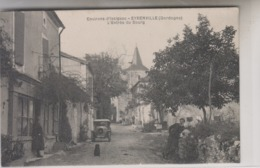 EYRENVILLE  L ENTREE DU BOURG                RARE - Francia