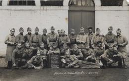 Carte Photo 1ere CAOA 4eme Piece DOUAI ??? - Guerre 1914-18