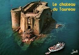 CPM - CARANTEC - LE CHATEAU Du TAUREAU (Baie De MORLAIX) - Edition Jack - Carantec