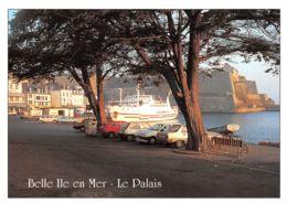 Belle Ile En Mer (56) - Le Palais - Embarquement Au Pied De La Citadelle - Belle Ile En Mer