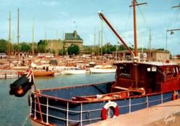 CPSM - ST MALO - LE BASSIN VAUBAN - Lot De 2 Vues ...  (bateau) - Saint Malo