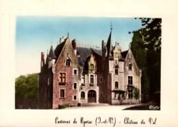 CPSM - PIPRIAC - Environs De ... - CHATEAU DU VAL ... Edition Combier - Autres Communes