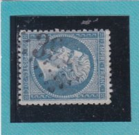 N° 22  GC 3982   BUREAU DE TOULOUSE  - REF ACDIV - 1862 Napoleon III