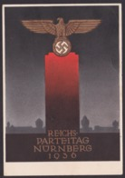 AK Propaganda / Reichs - Parteitag Nürnberg 1936 - Guerre 1939-45