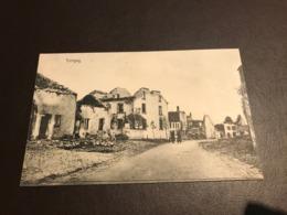 Tintigny - Feldpost-karte - Feldpostamt Des VI. Armeekorps  - 31/3/1915 - Tintigny