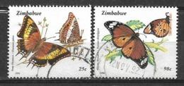 USED STAMPS ZIMBABWE - Zimbabwe (1980-...)