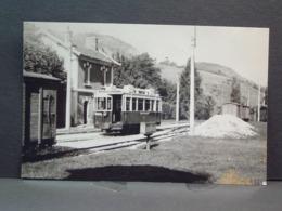SGTE Tramway à Seyssins Motrice N°58 Cliché De ?? Photo N°6 - Trains