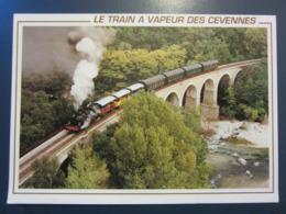 Le Viaduc De Mescladous Saint Jean Du Gard - Ouvrages D'Art