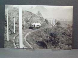 SGTE Tramway Aux Environs De Grenoble ?? Cliché De ?? Photo N°8 - Trains
