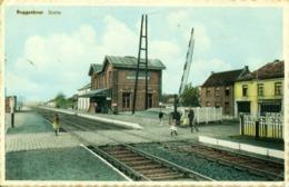Buggenhout - Statie - Gare - Station - Overweg - Passage à Niveau - Buggenhout