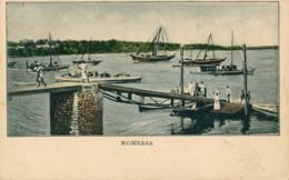 MOMBASA / Kenia - 1911 - Kenia