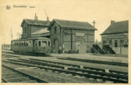 Wachtebeke - Station - Gare - Trein - Train - Wachtebeke