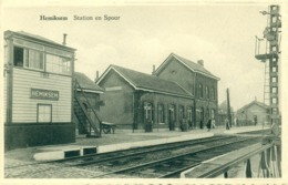 Hemiksem - Station En Spoor - Gare - Hemiksem