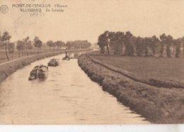 KLUISBERGEN / DE SCHELDE  1925 - Kluisbergen