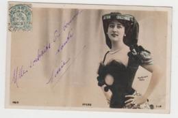 BA142 - FEMME FRAU LADY - Reutlinger Paris - OTERO - Donne