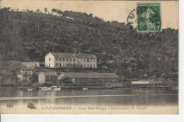 Saint Mandrier Creux Saint Georges Etablissements Du Creusot - Saint-Mandrier-sur-Mer