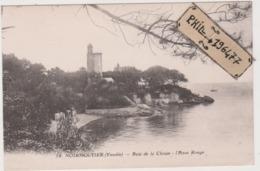 85 Noirmoutier - Cpa / Bois De La Chaise - L'Anse Rouge. - Ile De Noirmoutier