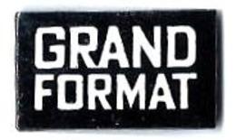 TELEVISION - M6 - M12 - GRAND FORMAT - Verso : SM - Médias
