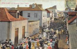 Precissao - S. Vicente, Cabo Verde - Capo Verde