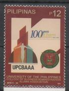 PHILIPPINES, 2016, MNH, UNIVERSITY OF THE PHILIPPINES, BUSINESS ADMINISTRATION, EDUCATION,1v - Jobs
