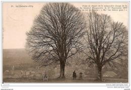 ILLY ..-- SEDAN ..-- 08 ..-- Le Calvaire . 1909 Vers PEPINSTER ( Melle Célina LIEGEOIS ) . - Sedan
