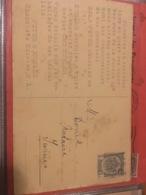 Préo Sur Cp De Berne Avec Timbre Préo Jodoigne 1914 Vers Furnes - Precancels