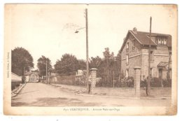 CPA 92 MORSANG Sur ORGE - Avenue De Bois Sur Orge - Villa - Morsang Sur Orge