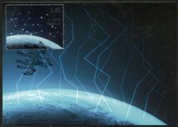 LUXEMBOURG (2019) - Carte Maximum Card - Space Resources - Tarjetas Máxima