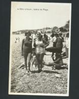 3 - Cote D'azur - Scène De Plage ( Editions Le Voyer, Rue Marceau Nice )  -  Vad94 - Non Classés