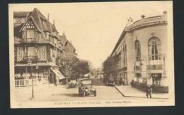177 - Deauville La Place Fleurie - Rue Gontaut Biron  -  Vad100 - Deauville