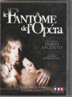 Dvd  Le Fantome De L Opéra  Film De Dario Argento  Etat: TTB    Port 110 Gr Ou 30 Gr - Horror