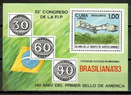 Cuba 1983 / Aviation Airplanes MNH Aviones Aviación / Cu11809  C2-2 - Aviones