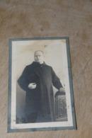 Afligem Doodsprentje Pater  Callebaut  Foto +1936  Abdij - Religion & Esotérisme