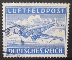 N°712E TIMBRE DEUTSCHES REICH OBLITERE - Luftpost