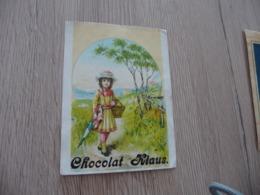 Chromo Ancien Chocolat Klaus Enfant - Altri