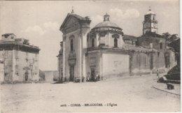 Haute Corse . Belgodere . L' église . - France