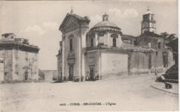 Haute Corse . Belgodere . L' église . - Other Municipalities