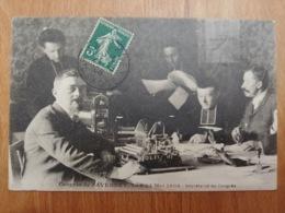 Congrès De Faverney 20 à 24 Mai 1908 Secrétariat Du Congrès Haute Saône Franche Comté - Frankrijk